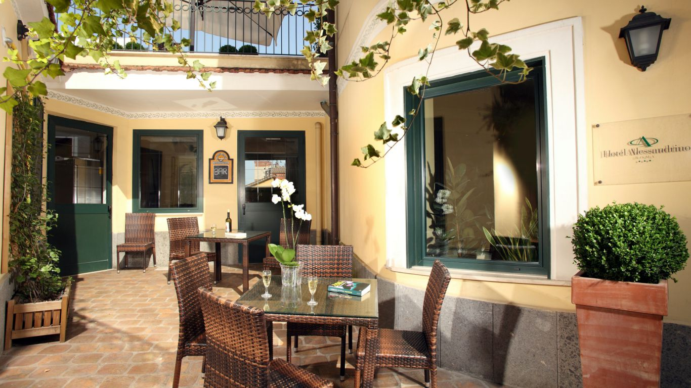 Hotel Alessandrino Rome Official Site